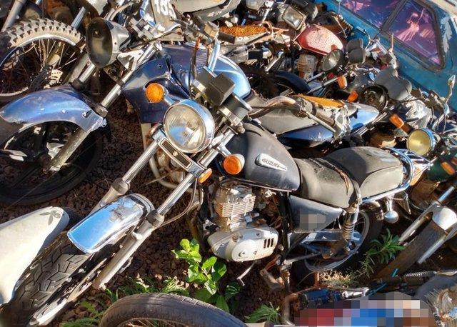 Lote 047 - LEILÃO EXTRAJUDICIAL DO DEPARTAMENTO DE TRÂNSITO DE MATO GROSSO DO SUL – DETRAN/MS – ÁGUA CLARA, APARECIDA DO TABOADO, BATAGUASSU, BRASILÂNDIA, SANTA RITA DO PARDO E TRÊS LAGOAS/MS (LOTES 001 AO 100)