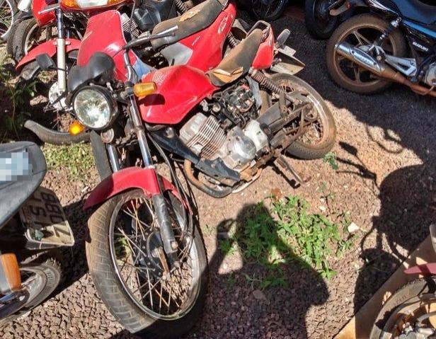 Lote 435 - LEILÃO EXTRAJUDICIAL DO DEPARTAMENTO DE TRÂNSITO DE MATO GROSSO DO SUL – DETRAN/MS – ÁGUA CLARA, APARECIDA DO TABOADO, BATAGUASSU, BRASILÂNDIA, SANTA RITA DO PARDO E TRÊS LAGOAS/MS (LOTES 301 AO 469)