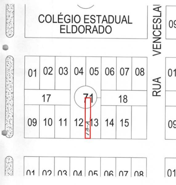 Lote 001 - LEILÃO DA JUSTIÇA ESTADUAL DE ELDORADO/MS – VARA ÚNICA