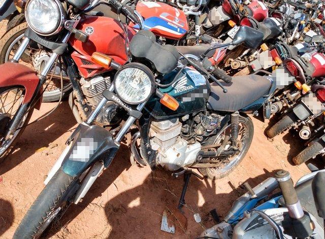Lote 314 - LEILÃO EXTRAJUDICIAL DO DEPARTAMENTO DE TRÂNSITO DE MATO GROSSO DO SUL – DETRAN/MS – ÁGUA CLARA, APARECIDA DO TABOADO, BATAGUASSU, BRASILÂNDIA, SANTA RITA DO PARDO E TRÊS LAGOAS/MS (LOTES 301 AO 469)
