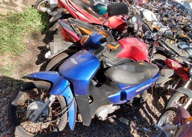 Lote 012 - LEILÃO EXTRAJUDICIAL DO DEPARTAMENTO DE TRÂNSITO DE MATO GROSSO DO SUL – DETRAN/MS – ÁGUA CLARA, APARECIDA DO TABOADO, BATAGUASSU, BRASILÂNDIA, SANTA RITA DO PARDO E TRÊS LAGOAS/MS (LOTES 001 AO 100)
