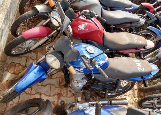 Lote 148 - LEILÃO EXTRAJUDICIAL DO DEPARTAMENTO DE TRÂNSITO DE MATO GROSSO DO SUL – DETRAN/MS – ÁGUA CLARA, APARECIDA DO TABOADO, BATAGUASSU, BRASILÂNDIA, SANTA RITA DO PARDO E TRÊS LAGOAS/MS (LOTES 101 AO 200)