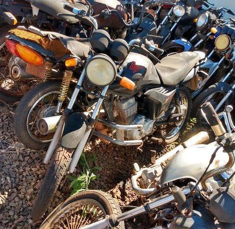 Lote 034 - LEILÃO EXTRAJUDICIAL DO DEPARTAMENTO DE TRÂNSITO DE MATO GROSSO DO SUL – DETRAN/MS – ÁGUA CLARA, APARECIDA DO TABOADO, BATAGUASSU, BRASILÂNDIA, SANTA RITA DO PARDO E TRÊS LAGOAS/MS (LOTES 001 AO 100)