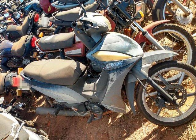 Lote 340 - LEILÃO EXTRAJUDICIAL DO DEPARTAMENTO DE TRÂNSITO DE MATO GROSSO DO SUL – DETRAN/MS – ÁGUA CLARA, APARECIDA DO TABOADO, BATAGUASSU, BRASILÂNDIA, SANTA RITA DO PARDO E TRÊS LAGOAS/MS (LOTES 301 AO 469)