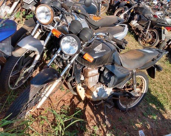 Lote 303 - LEILÃO EXTRAJUDICIAL DO DEPARTAMENTO DE TRÂNSITO DE MATO GROSSO DO SUL – DETRAN/MS – ÁGUA CLARA, APARECIDA DO TABOADO, BATAGUASSU, BRASILÂNDIA, SANTA RITA DO PARDO E TRÊS LAGOAS/MS (LOTES 301 AO 469)
