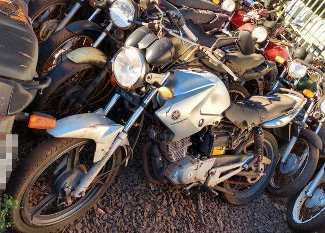 Lote 046 - LEILÃO EXTRAJUDICIAL DO DEPARTAMENTO DE TRÂNSITO DE MATO GROSSO DO SUL – DETRAN/MS – ÁGUA CLARA, APARECIDA DO TABOADO, BATAGUASSU, BRASILÂNDIA, SANTA RITA DO PARDO E TRÊS LAGOAS/MS (LOTES 001 AO 100)