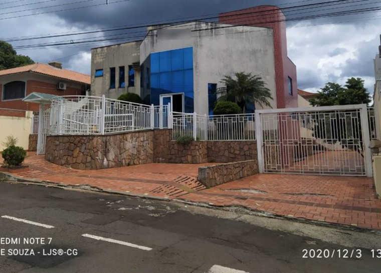 Lote 001 - LEILÃO DA JUSTIÇA ESTADUAL DE CAMPO GRANDE/MS – 14ª VARA CÍVEL
