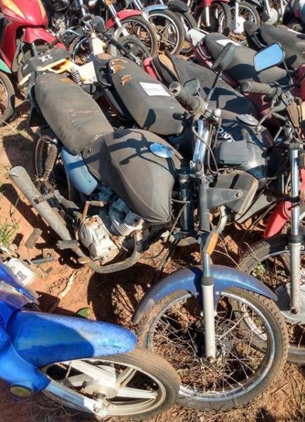 Lote 447 - LEILÃO EXTRAJUDICIAL DO DEPARTAMENTO DE TRÂNSITO DE MATO GROSSO DO SUL – DETRAN/MS – ÁGUA CLARA, APARECIDA DO TABOADO, BATAGUASSU, BRASILÂNDIA, SANTA RITA DO PARDO E TRÊS LAGOAS/MS (LOTES 301 AO 469)