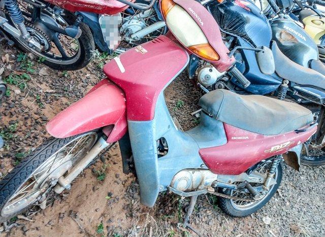 Lote 427 - LEILÃO EXTRAJUDICIAL DO DEPARTAMENTO DE TRÂNSITO DE MATO GROSSO DO SUL – DETRAN/MS – ÁGUA CLARA, APARECIDA DO TABOADO, BATAGUASSU, BRASILÂNDIA, SANTA RITA DO PARDO E TRÊS LAGOAS/MS (LOTES 301 AO 469)