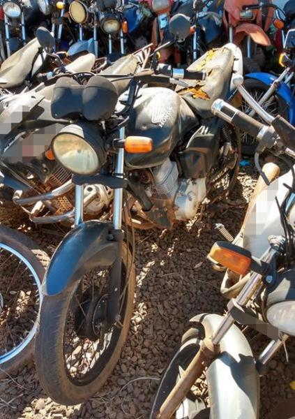 Lote 015 - LEILÃO EXTRAJUDICIAL DO DEPARTAMENTO DE TRÂNSITO DE MATO GROSSO DO SUL – DETRAN/MS – ÁGUA CLARA, APARECIDA DO TABOADO, BATAGUASSU, BRASILÂNDIA, SANTA RITA DO PARDO E TRÊS LAGOAS/MS (LOTES 001 AO 100)